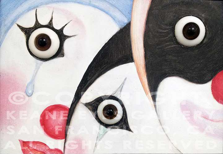 "Eyed Jack"" (1999)   KEANE EYES GALLERY"